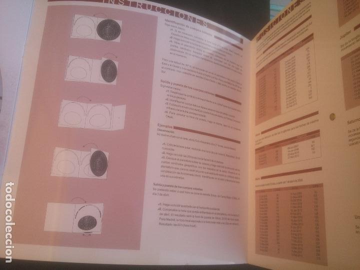 Libros de segunda mano: PLANISFERIO CELESTE - Foto 4 - 288412993