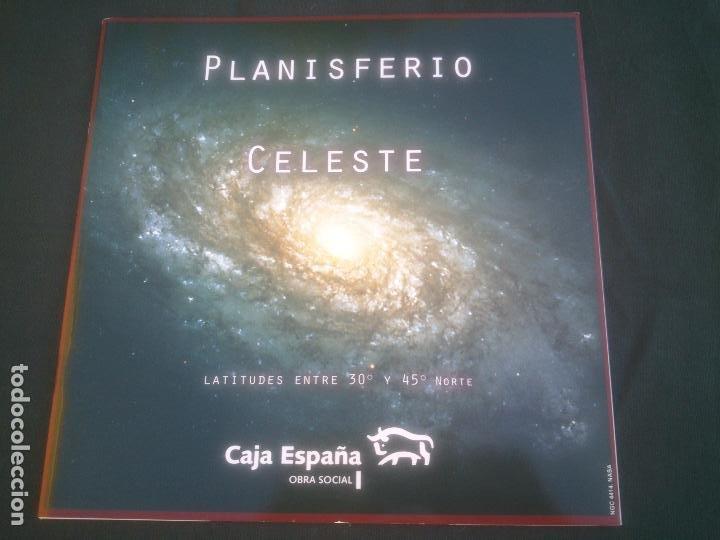 PLANISFERIO CELESTE (Libros de Segunda Mano - Ciencias, Manuales y Oficios - Astronomía)