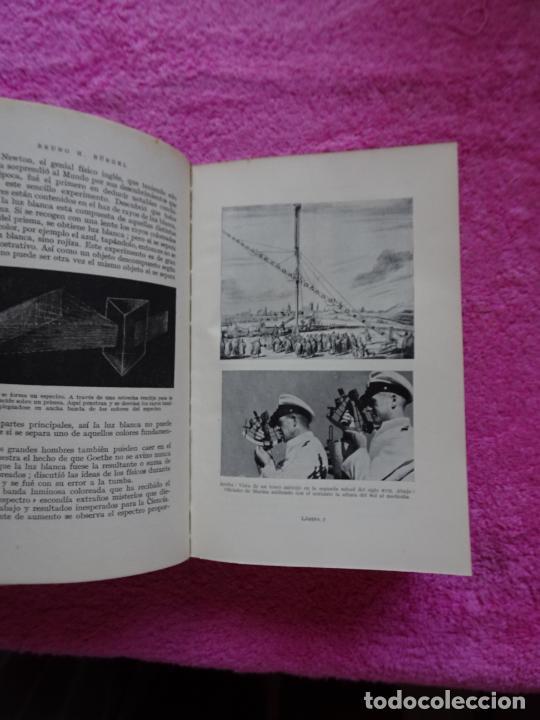 Libros de segunda mano: los mundos lejanos el universo como conjunto maravilloso editorial labor bruno h. burgel - Foto 13 - 288417763