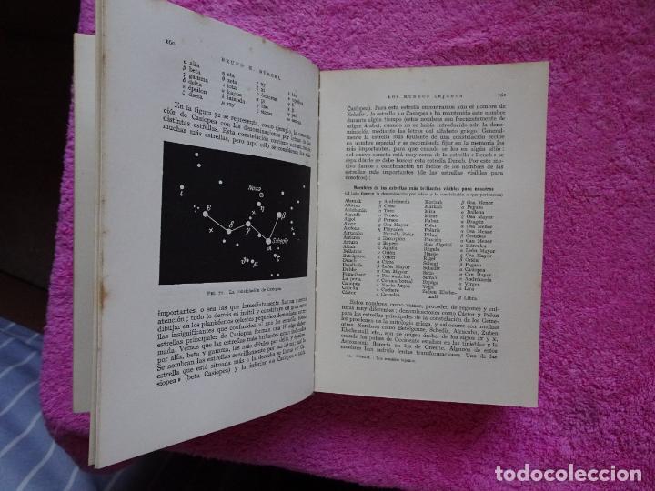 Libros de segunda mano: los mundos lejanos el universo como conjunto maravilloso editorial labor bruno h. burgel - Foto 17 - 288417763
