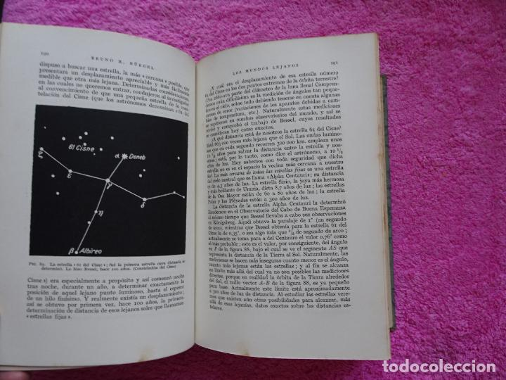 Libros de segunda mano: los mundos lejanos el universo como conjunto maravilloso editorial labor bruno h. burgel - Foto 18 - 288417763
