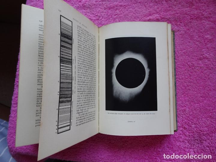 Libros de segunda mano: los mundos lejanos el universo como conjunto maravilloso editorial labor bruno h. burgel - Foto 20 - 288417763