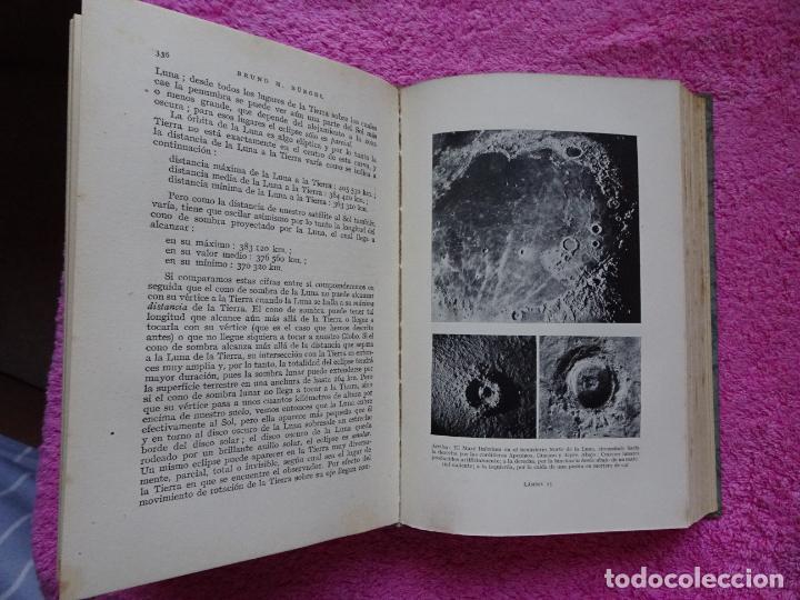Libros de segunda mano: los mundos lejanos el universo como conjunto maravilloso editorial labor bruno h. burgel - Foto 22 - 288417763
