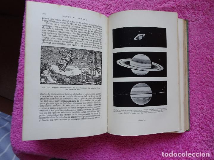 Libros de segunda mano: los mundos lejanos el universo como conjunto maravilloso editorial labor bruno h. burgel - Foto 24 - 288417763