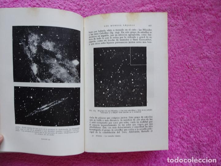 Libros de segunda mano: los mundos lejanos el universo como conjunto maravilloso editorial labor bruno h. burgel - Foto 27 - 288417763