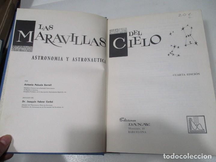Libros de segunda mano: ANTONIO PALUZIE BORRELL Las maravillas del cielo W9374 - Foto 2 - 288437933