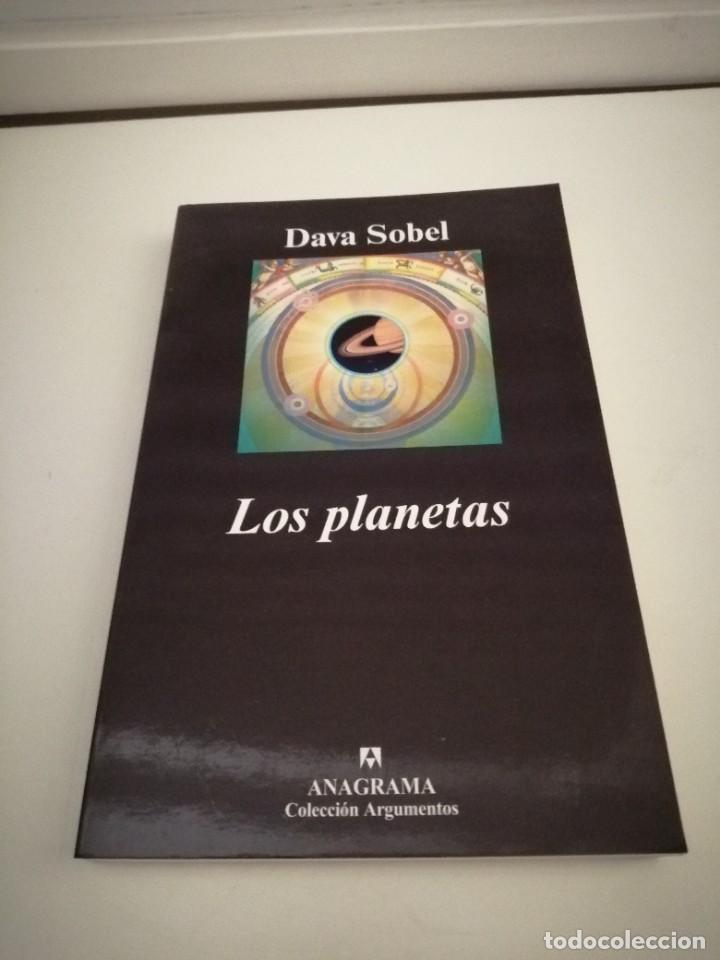 LOS PLANETAS DAVA SOBEL ANAGRAMA (Libros de Segunda Mano - Ciencias, Manuales y Oficios - Astronomía)