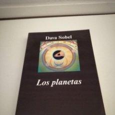 Libros de segunda mano: LOS PLANETAS DAVA SOBEL ANAGRAMA. Lote 288571938