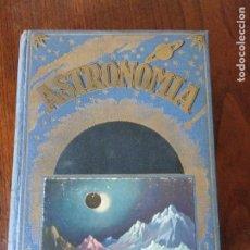 Libros de segunda mano: ASTRONOMÍA .- JOSÉ COMAS SOLÁ - BIBLIOTECA HISPANIA - 1954 - ILUS. J. ROCA - ED RAMÓN SOPENA.. Lote 295464488