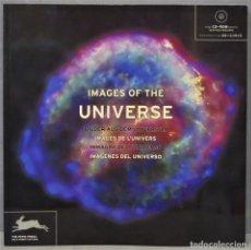 Libros de segunda mano: IMAGES OF UNIVERSE. Lote 295924498