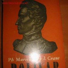 Libros de segunda mano: CURIOSA BIOGRAFIA DE BOLIVAR. Lote 26294212