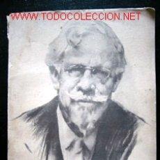Libros de segunda mano: CARLOS REIS - BIOGRAFIA, RESENHA DE CRÍTICAS E REPRODUÇÃO DE QUADROS, POR A. GONÇALVES E G. LOPES. Lote 24834893