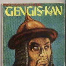 Libros de segunda mano: GENGIS-KAN. Lote 23907418