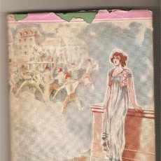 Libros de segunda mano: LA BELLA CABARRÚS (PAISAJES RÁPIDOS DE UNA VIDA BELLA Y TRINFAL) .-ROMÁN ESCOHOTADO. Lote 9418075