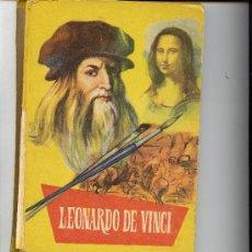 Libros de segunda mano: LEONARDO DE VINCI. Lote 5038221