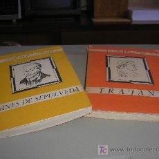 Libros de segunda mano: TRAJANO, GINES DE SEPULVEDA. Lote 26946235