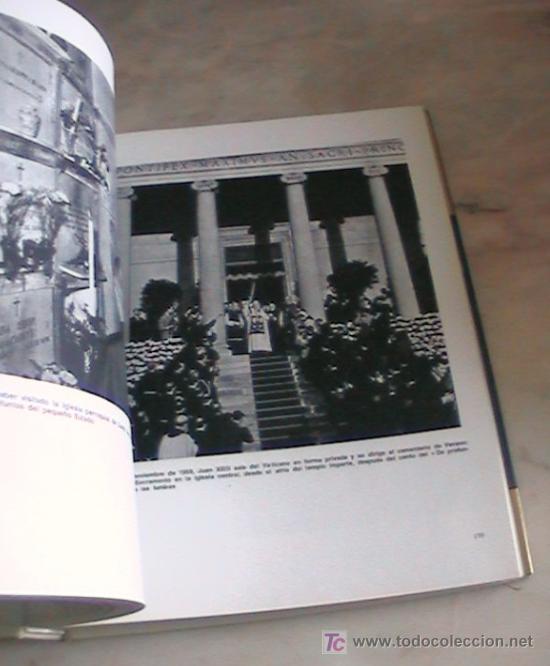 Libros de segunda mano: IMPRESIONANTE LIBRO JUAN XXIII EL PAPA DEL CONCILIO ECUMENICO VATICANO II - Foto 10 - 26950856