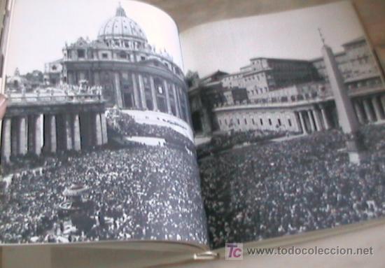 Libros de segunda mano: IMPRESIONANTE LIBRO JUAN XXIII EL PAPA DEL CONCILIO ECUMENICO VATICANO II - Foto 11 - 26950856