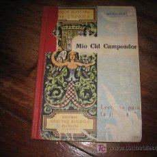 Libros de segunda mano: MIO CID CAMPEADOR . Lote 13996550