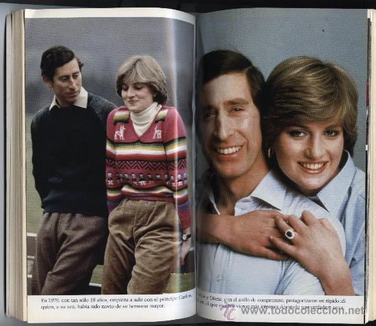 Libros de segunda mano: Biografía de Diana,Princesa de Gales - Foto 2 - 27610790