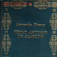 Libros de segunda mano: PEDRO ANTONIO DE ALARCON ..1970 .. POR ARMANDO OCANO ,, EPESA, GRANDES ESCRITORES CONTEMPORÁNEOS. Lote 19744080