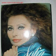Libros de segunda mano: SOFIA LOREN. VIVIR Y AMAR. AUTOBIOGRAFÍA. BRUGUERA 1980. Lote 25635635