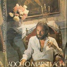 Libros de segunda mano: ADOLFO MARSILLACH. Lote 25987046