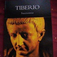 Libros de segunda mano: AUGUSTO, JULIO CESAR, TIBERIO POR SUETONIO. Lote 10327957