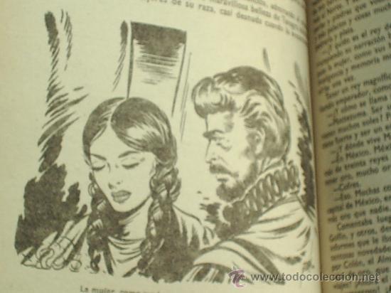 Libros de segunda mano: HERNAN CORTES--COLECCION AMENUS-EDITORIAL CIES- - Foto 4 - 27041376