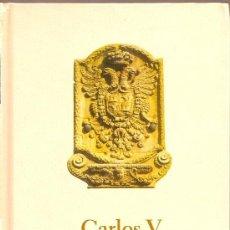 Libros de segunda mano: 'CARLOS V', DE JOSEPH PÉREZ. TAPAS DURAS.. Lote 23529345