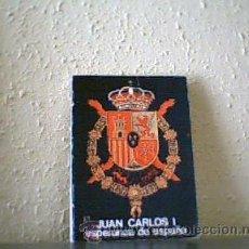 Libros de segunda mano: JUAN CARLOS I ESPERANZA DE ESPAÑA;PUBLICACIONES ESPAÑOLAS 1976. Lote 15315742