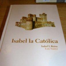 Libros de segunda mano: DOS BIOGRAFIAS DE MUJERES ( ISABEL LA CATÓLICA Y CLEOPATRA ). Lote 26543162