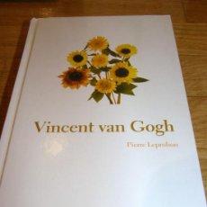 Libros de segunda mano: VINCENT VAN GOGH ( BIOGRAFIA ) . Lote 26954339