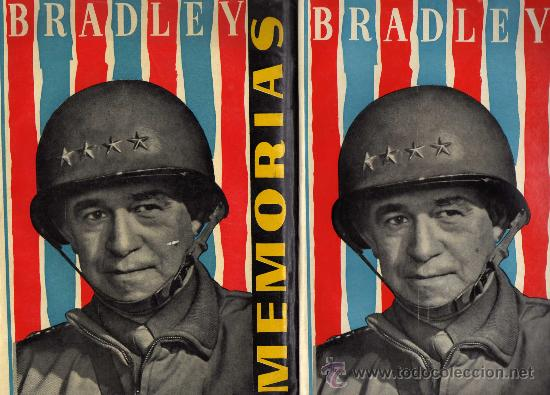BRADLEY MEMORIAS - OMAR N. BRADLEY (Libros de Segunda Mano - Biografías)