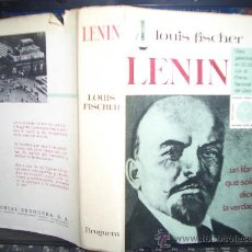 Libros de segunda mano: LENIN -LOUIS FISCHER. Lote 12154475