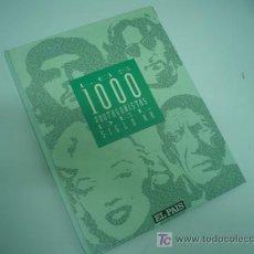 Libros de segunda mano: LOS 1000 PROTAGONISTAS DEL SIGLO XX. Lote 12663239