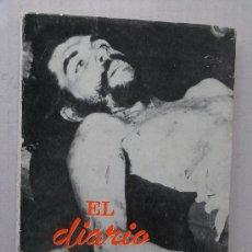 Libros de segunda mano: EL DIARIO DEL CHE, 1968, CON ALGUNAS FOTOGRAFÍAS EN BLANCO Y NEGRO.. Lote 27385165