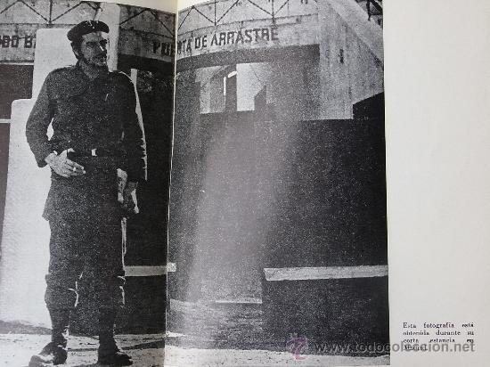 Libros de segunda mano: EL DIARIO DEL CHE, 1968, CON ALGUNAS FOTOGRAFÍAS EN BLANCO Y NEGRO. - Foto 4 - 27385165