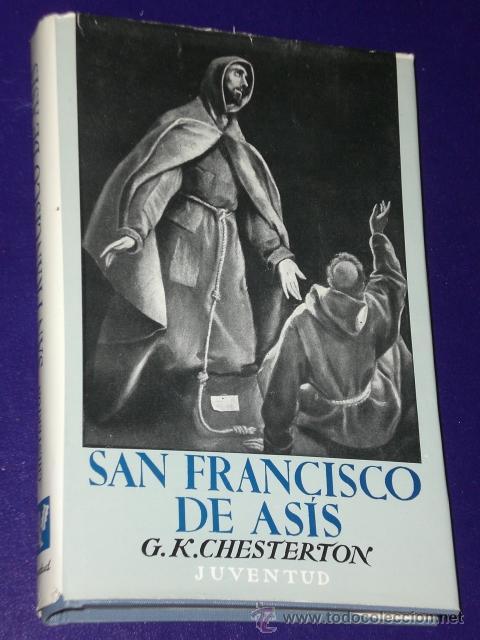 SAN FRANCISCO DE ASÍS. (Libros de Segunda Mano - Biografías)