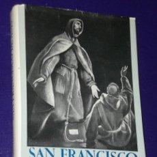 Libros de segunda mano: SAN FRANCISCO DE ASÍS.. Lote 27109910