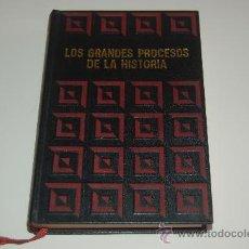 Libros de segunda mano: FERRER GUARDIA. LOS GRANDES PROCESOS DE LA HISTORIA. Lote 26831096