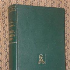 Libros de segunda mano: ANTOLOGÍA DE DIARIOS ÍNTIMOS. . Lote 20639982