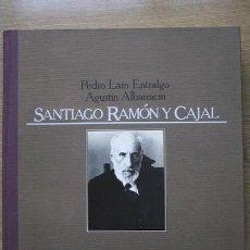 Libros de segunda mano: SANTIAGO RAMÓN Y CAJAL O LA PASIÓN DE ESPAÑA. INTRODUCCIÓN DE PEDRO LAÍN ENTRALGO.ALBARRACÍN (AGUSTÍ. Lote 18572525