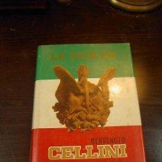 Libros de segunda mano: LA VIDA DE BENVENUTO CELLINI, ED PLANETA, 1963, ED. PLANETA, COLECC. HOMBRE EPOCA. Lote 20175496