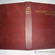 Libros de segunda mano: RECUERDOS Y VIVENCIAS DEDICATORIA DEL AUTOR VICENTE URCUYO RODRÍGUEZ AVILA 1968 RM43039. Lote 27590893
