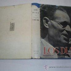 Libros de segunda mano: LOS DÍAS MEMORIAS DE INFANCIA Y JUVENTUD TAHA HUSEIN CASTALIA 1954 RM41281. Lote 26942791