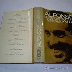Libros de segunda mano: ALFONSO XIII VIDA CONFESIONES Y MUERTE JULIÁN CORTÉS CAVANILLAS JUVENTUD 1973 RM39397. Lote 22144491