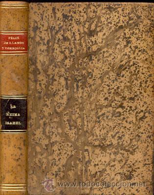 LA REINA ISABEL – AÑO 1941 (Libros de Segunda Mano - Biografías)