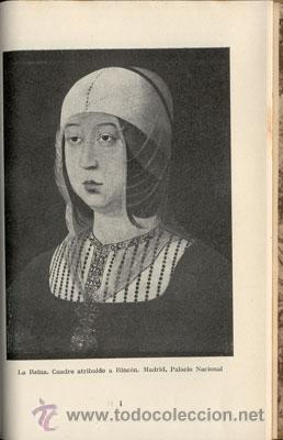 Libros de segunda mano: LA REINA ISABEL – AÑO 1941 - Foto 4 - 26599169