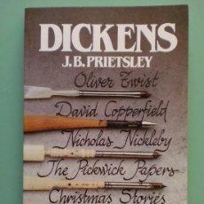 Libros de segunda mano: BIBLIOTECA SALVAT DE GRANDES BIOGRAFIAS. Nº 14. DICKENS. J. B. PRIETSLEY. 1984.. Lote 170302329